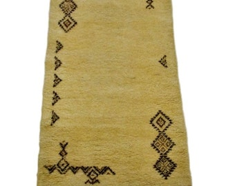 All Natural Woolen Rug