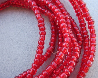 African Beads -6 Strands