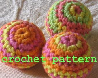 Crochet Pattern PDF - Cotton Catnip Toys