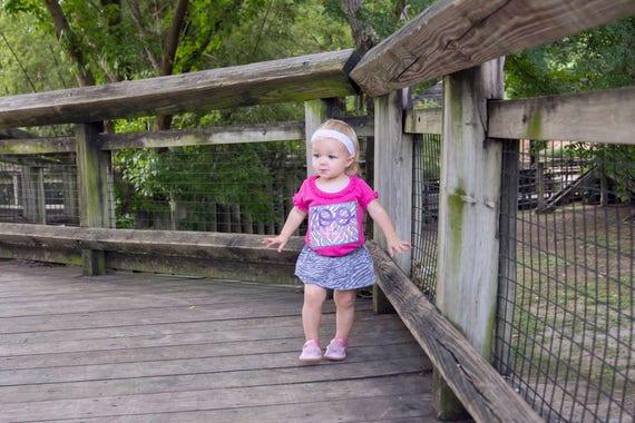 Zoo Tribe Shirt - Girls Zoo Shirt - Kids Zoo Shirt - Zoo Trip Shirt - Unicorns and Mermaids - Girls Summer Shirt