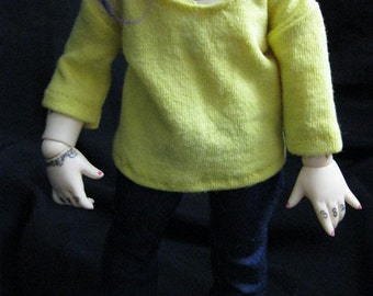 LTF/YOSD Yellow Shirt 3/4 sleeves CLEARANCE Price