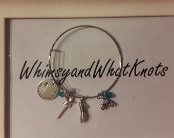 Cinderella WIshes Do Come True Bracelet