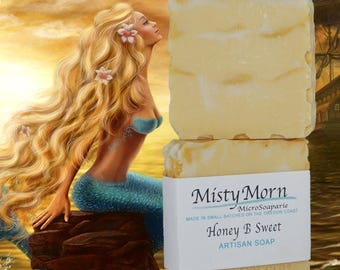 Artisan Soap - Honey B Sweet