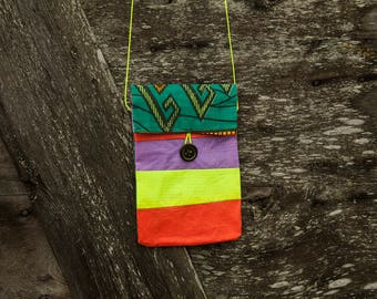 The Toss-Up Adventure Pouch (Recycled Paragliders, Malawi, Africa)