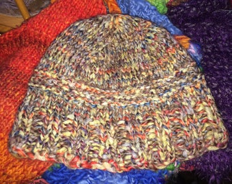 Hat Knit Cap