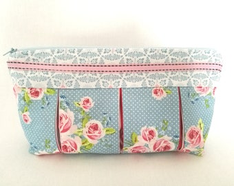 Cosmetic bag. Cosmetic case. Make up bag. Accessory case. Accessory bag