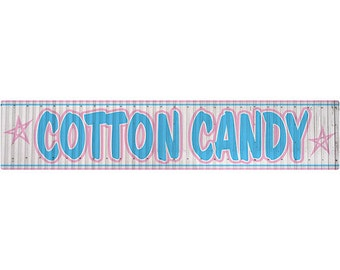 Cotton Candy Carnival Kitchen Wall Decal #40794