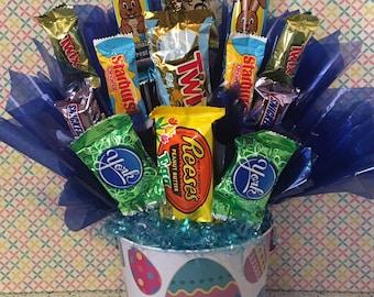 Easter Candy Arrangement