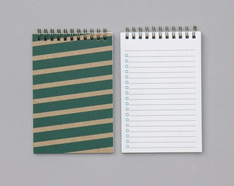 """BOLD"" Stripe liste livre - Medium"