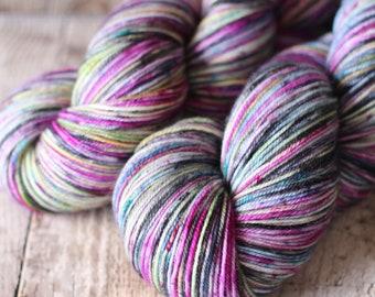 No. 307 - Australian Superwash Merino / Nylon 4ply Yarn (75/25)