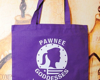 We're Freaking Awesome tote bag.