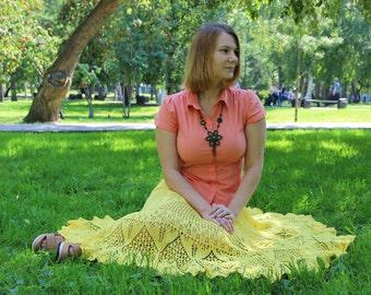 """Skirt """"Sunshine"""""""