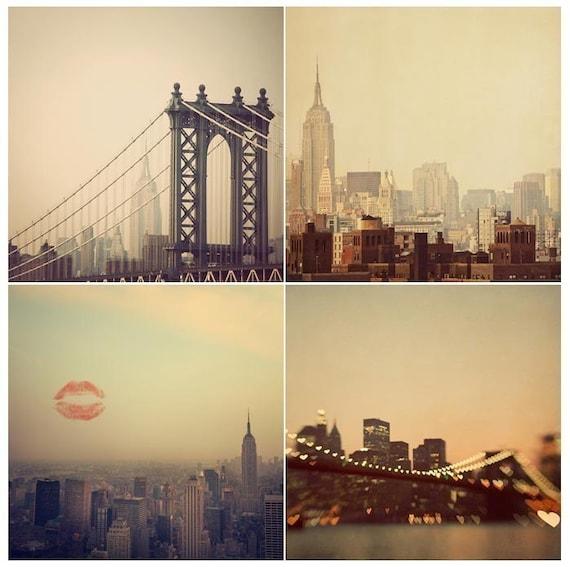 SALE New York Prints Wall Art NYC Photography Prints New