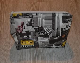 Cosmetic Bag New York