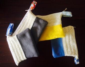 Crochet Pencil Case / Multi-Purpose Pouch