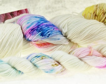 Made To Order Pick Your Base Speckle Dyed - Fairy Farts
