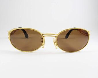 Vintage Sunglasses for Women, Gold Sunglasses, Swing by Lastes, 90s, Retro Sunglasses, True Vintage Sunglasses, Bride Sunglasses, Mom Gift