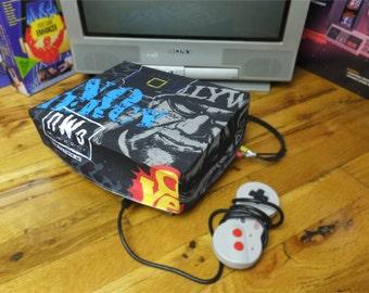 Hollywood Hogan WRETRO WRAPPER console dust cover