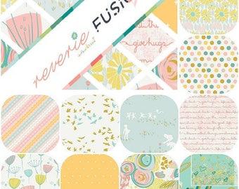 Fat Quarter Bundle (10) REVERIE FUSION by Art Gallery Fabrics Fat Quarters