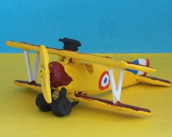 Nieuport XI Toy Airplane
