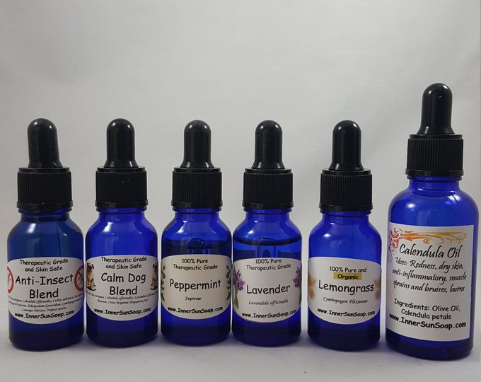 Featured listing image: Dog Essential Oil Collection