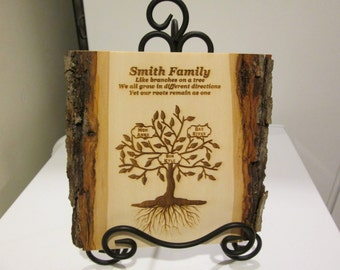 Family Tree  (made to order)