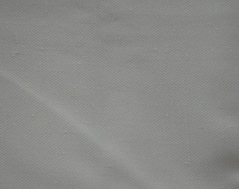 """Ivory Knit Fabric, Polyester Knit Fabric - 27"""" x 60"""" wide"""