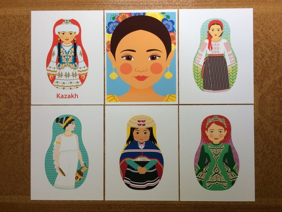 Six Cultural Heritage Proofs & Seconds Prints