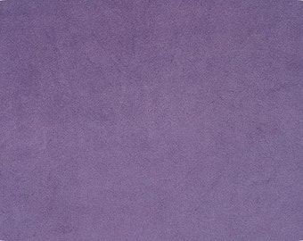 Violet Cuddle Smooth Minky From Shannon Fabrics