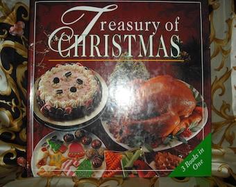 Cookbook Treasury of Christmas