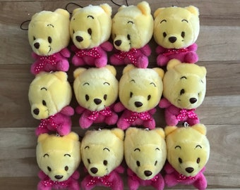 Party Favors ~~Set of 12 Stuffed animal, Baby shower ,Bear measures approximately 4.5 inches~~2 Dollars Each
