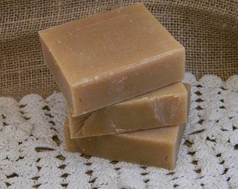Satsuma chèvres lait shampoing en barre