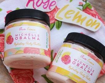 Rose Lemon - Michelle Obalma Body Butter
