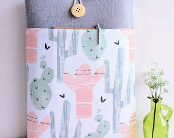 "11"" 13"" 15.6"" Laptop Case MacBook Sleeve, Pro, Air, 12"" New MacBook Case Cover Custom Fit Padded with Pocket - Cactii"