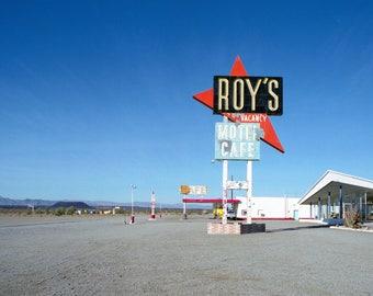 Roy's Motel Cafe (color)