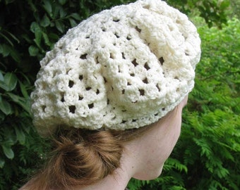 All Weather Beret Crochet Pattern