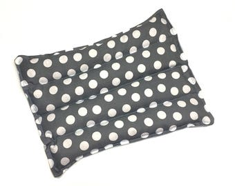 Heating Pad rice, flax seed, Microwaveable, Aromatherapy Heating Pad, Hot Cold Therapy, Heat pack