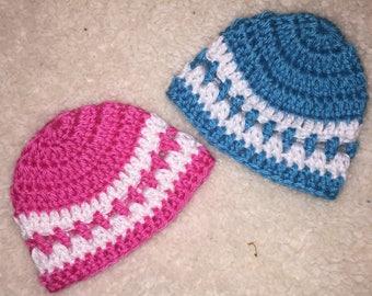 Preemie Baby Hats!