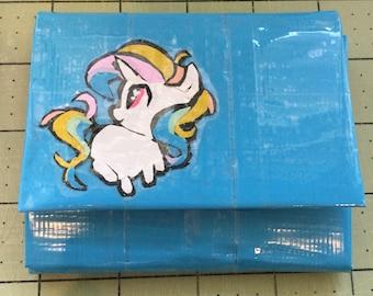 Unicorn Accordion Wallet