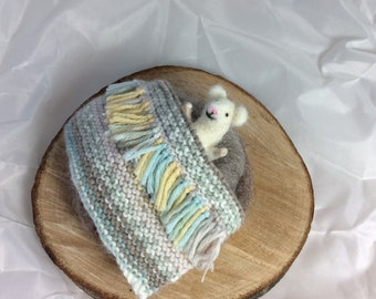 Bedtime baby mouse