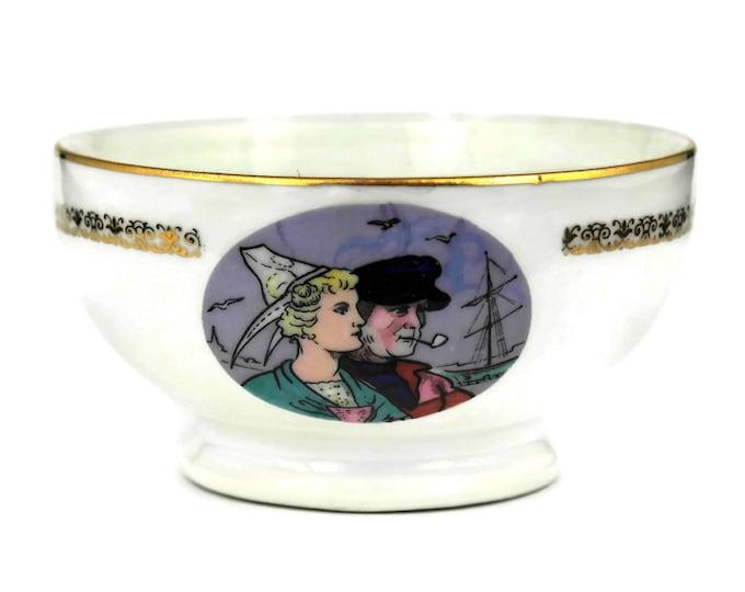 Limoges Porcelain French Latte Bowl.