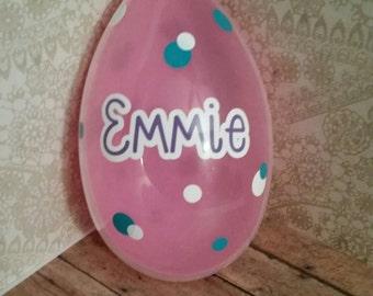 Personalized Easter egg, Easter basket, Easter, Egg