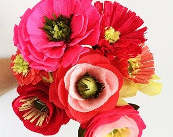 Fuchsia Fusion bouquet