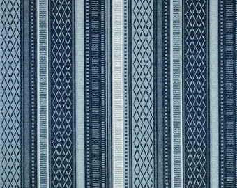 TBO Long Weekend Indigo Waverly Fabric