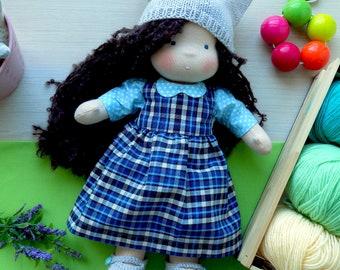 "12"" (30 cm) Waldorf doll ""Little Lia"" Ready to ship"
