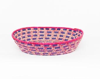 Hand Woven Jute Basket