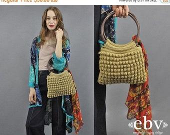 Macramé sac des années 70 sac à main des années 1970 sac à main des années 70 sac sac des années 1970 Hippie sac à main Hippie Bohème sac à main sac Boho Hippy bourse Hippy sac Bohème sac