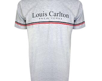 "T-shirt in grey ""Lennox"""