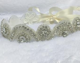 Zulett Couture Crystal Headband