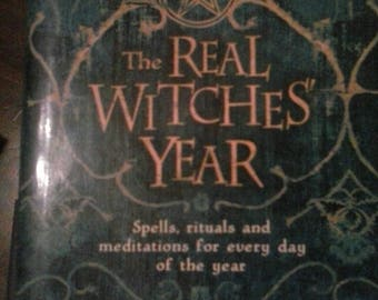 The Real Witches Year Hardcover 2004